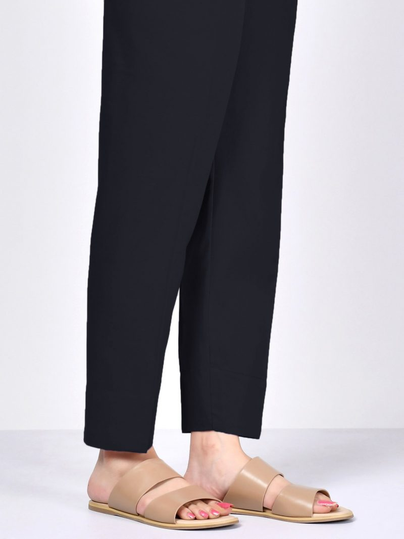 Limelight D0976 Black Winter Cotton Trousers AW19