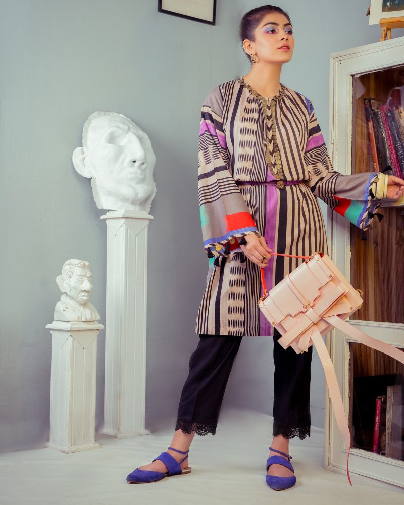 Zaha Vintage Weave ZRW-19069 Multi Summer 2019