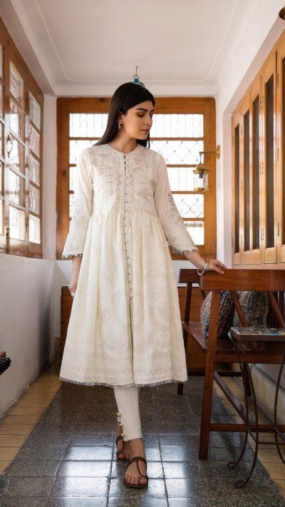 Ethnics Boutique Shirt O.White WTB101631 SS20 - chambeili.com